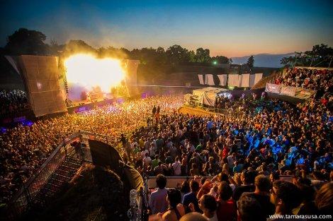 EXIT music festival